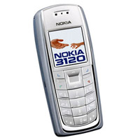 Nokia 3120 Mobile Phone