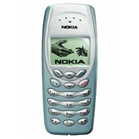 Nokia 3410 Mobile Phone