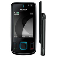 Nokia 6600 Slide Mobile Phone