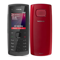 Nokia X1-01 Dual Sim Mobile Phone