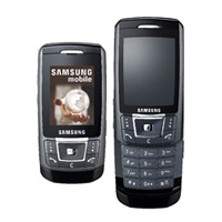 Samsung D900 Mobile Phone