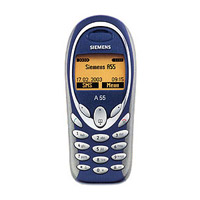Siemens A55 Mobile Phone