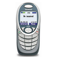 Siemens S55 Mobile Phone