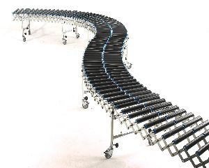 Flexible Double Roller Conveyor