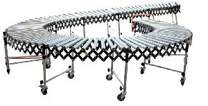 Flexible Single Roller Conveyor