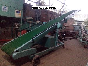 Mobile Belt Conveyor