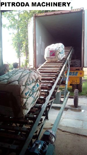 Tobacco Bales Loading Conveyor System
