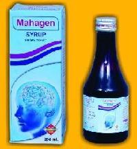 Mahagen Syrup