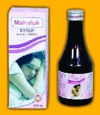 Mahaluk Syrup