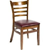 brass catering chairs