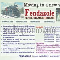 Fendazole + Ivermectin Bolus