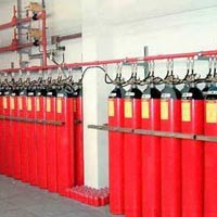 Fire Co2 Flooding System Installation Services
