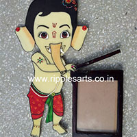 Bal Ganesha Frame