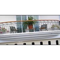 Steel Balcony Handrails