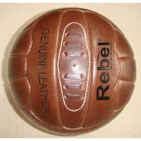 Leather Soccerball
