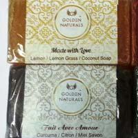 Golden Naturals Glycerin Soap