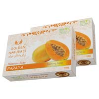 Golden Naturals Papaya Soap