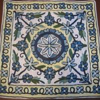 Chain Stitch Cushion Covers 06