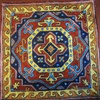 Chain Stitch Cushion Covers 17