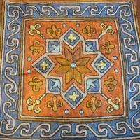 Chain Stitch Cushion Covers 23