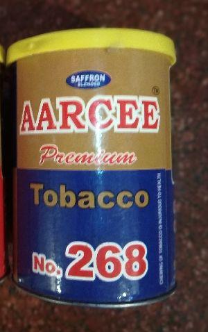 Zafrani Zarda Tobacco No. 268 Blue Label @Rs 500/- for 50gm Pack