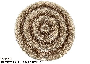 Hand Machine Polyester Shaggy Carpets and Rugs 17
