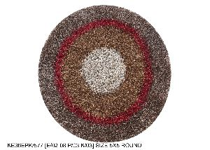 Hand Machine Polyester Shaggy Carpets and Rugs 25