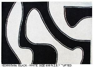 KE36W/549a Hand Tufted Woolen Carpets & Rugs