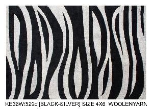 KE36W/529c Hand Tufted Woolen Carpets & Rugs