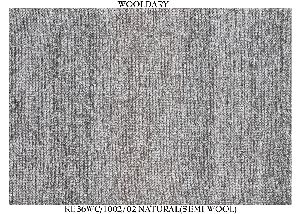 Hand Woven Semi Worsted New Zealand Wool Dhurrie 03