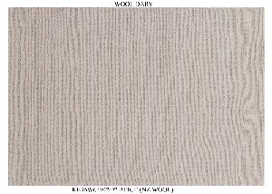 Hand Woven Semi Worsted New Zealand Wool Dhurrie 10