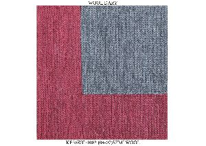 Hand Woven Semi Worsted New Zealand Wool Dhurrie 19