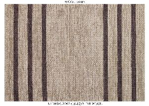 Hand Woven Semi Worsted New Zealand Wool Dhurrie 20