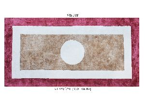 KE36V/751 (V/01-06-09) Hand Tufted Viscose Carpets & Rugs
