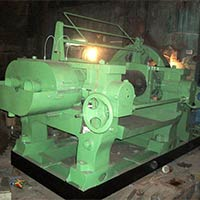 Bull Gear Drive Rubber Mixing Mill 02