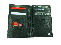 Leather Card Case (CH-774-Black (2))