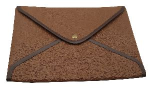 Gift for Him(Macbook Cover-02-Enevelop (Brown)