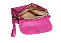 Ladies Hand Bag (71173-Pink)