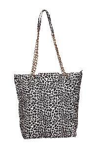 Ladies Hand Bag (71182-Black)