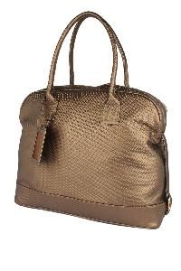 Ladies Hand Bag (71185-Golden)