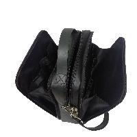 Ladies Messenger Bag (AA-2111-Black (3))