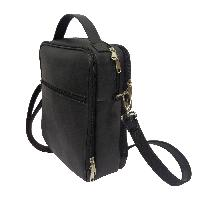 Ladies Messenger Bag (AA-2111-Black (4))