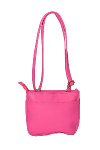Ladies Sling Bag (71181-Pink)