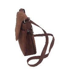 Ladies Sling Bag (AA-2107-Brown)