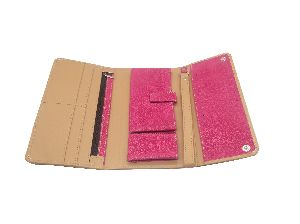 Ladies Wallet (LW-1845-Pink)