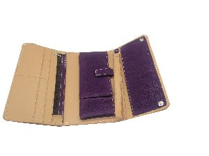 Ladies Wallet (LW-1845-Purple)