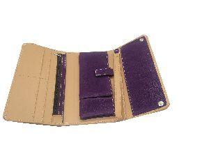 Ladies Wallet (LW-1845-Purple)