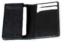 Leather Card Case (CH-700-Black)