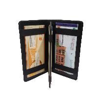 Travel Passport Holder (AA-221-Black)