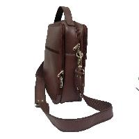 Travel Shoulder Bag (AA-2112-Brown)